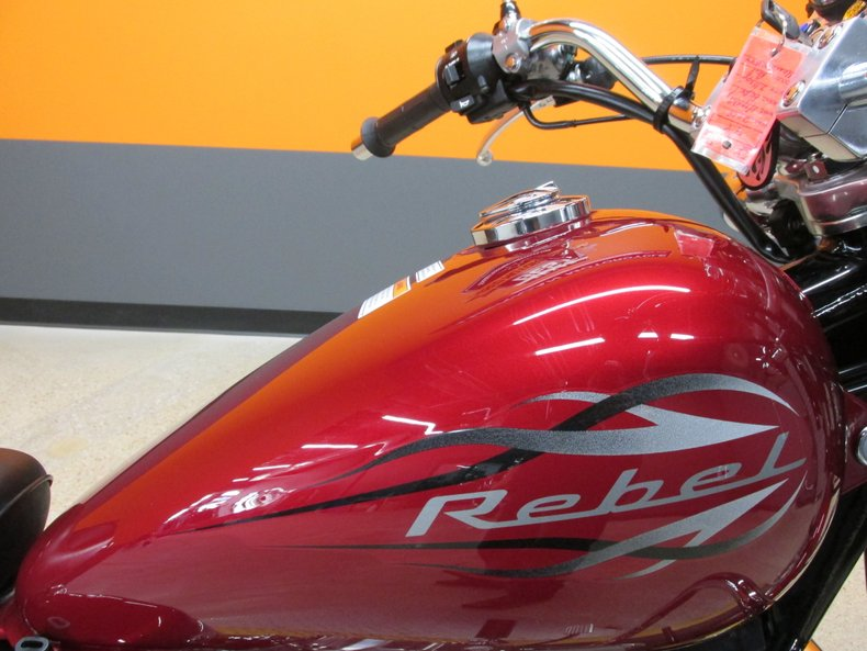 2014 Honda Rebel