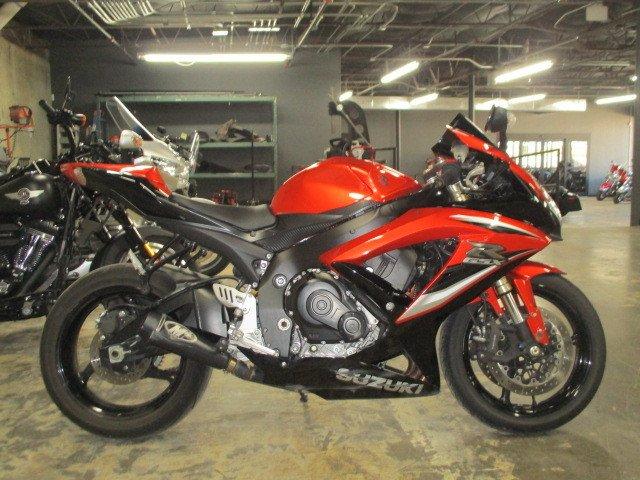 2009 Suzuki GSX-R600K