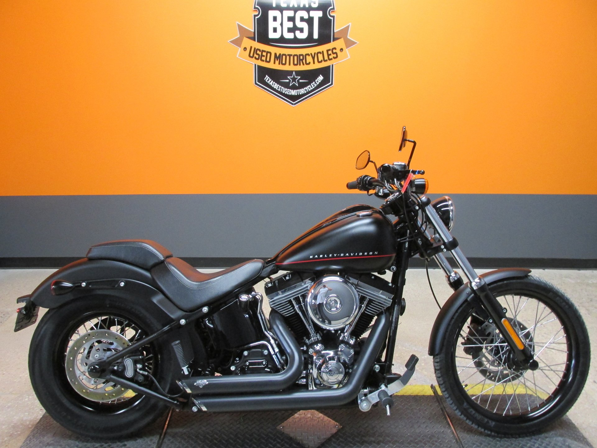 For Sale 2012 Harley-Davidson Softail Blackline