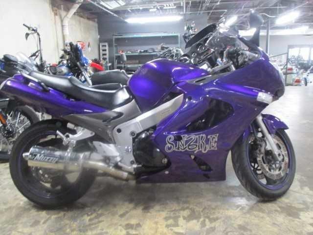 2005 Kawasaki Ninja