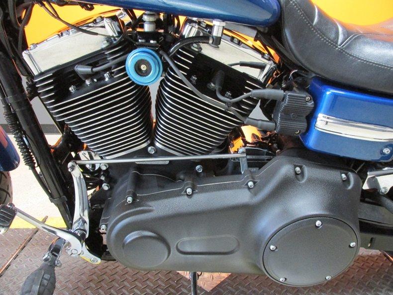2011 Harley-Davidson Dyna Super Glide
