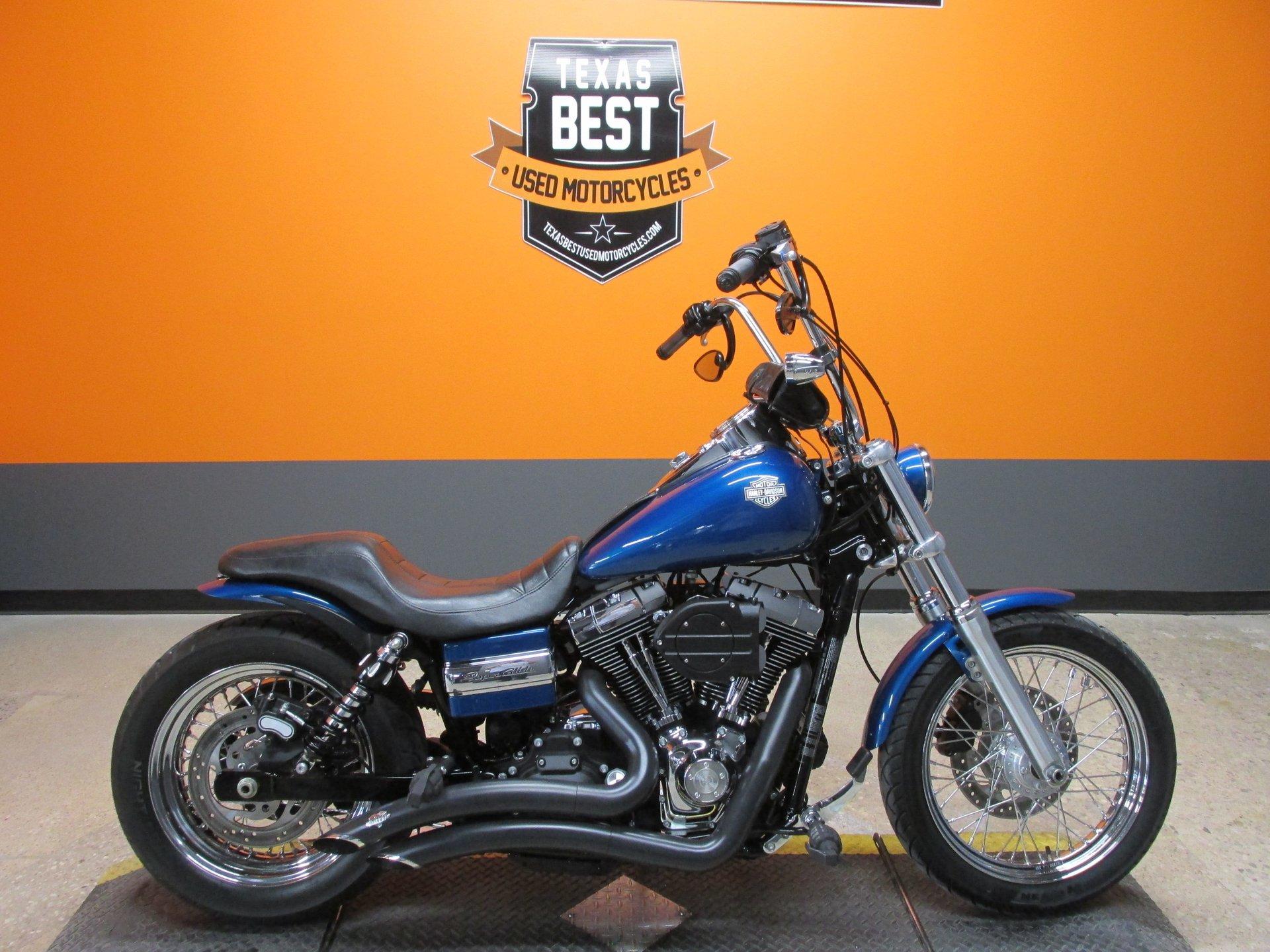 2011 Harley-Davidson Dyna Super Glide | American