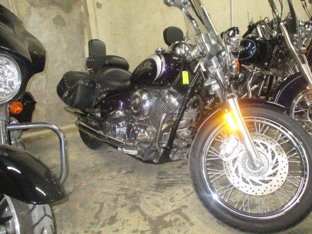 2002 Yamaha V-Star