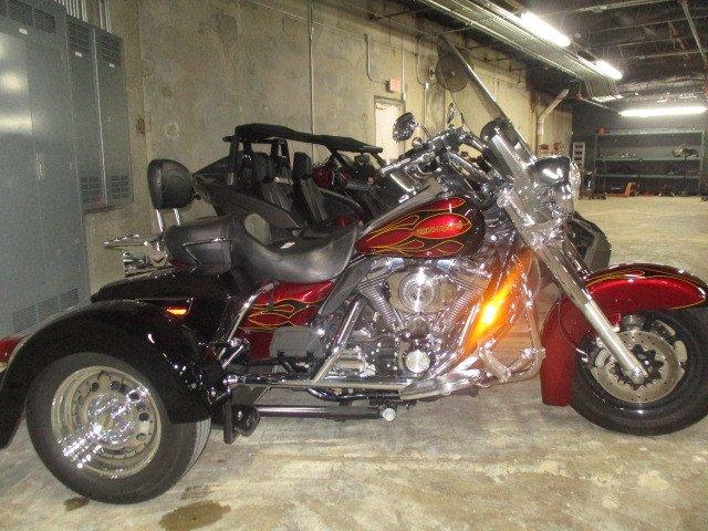 2006 Harley-Davidson Road King Trike