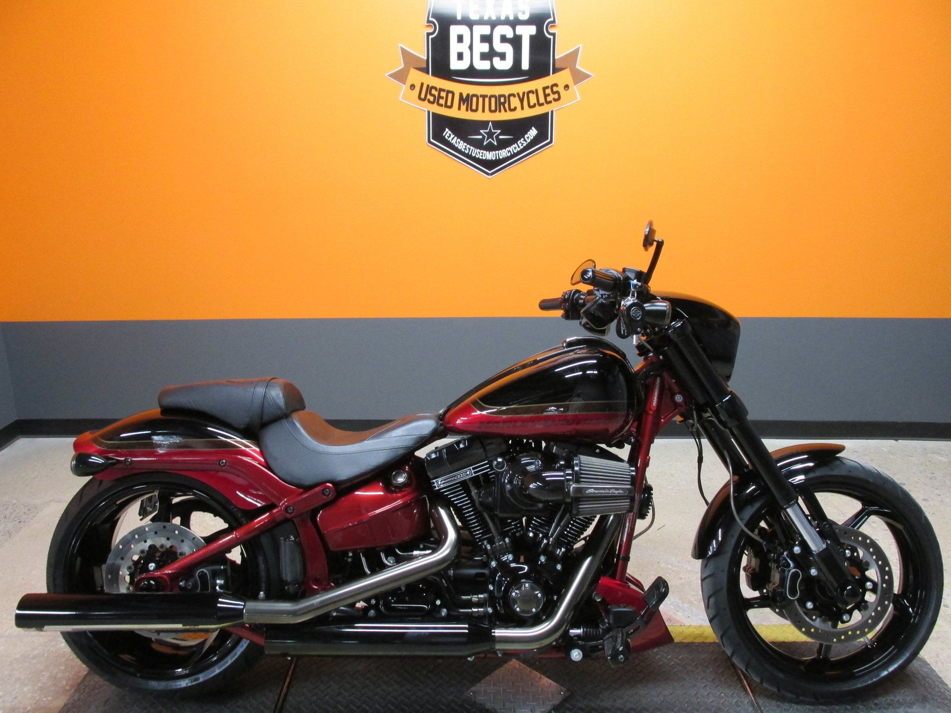 For Sale 2017 Harley-Davidson CVO Softail Pro-street Breakout