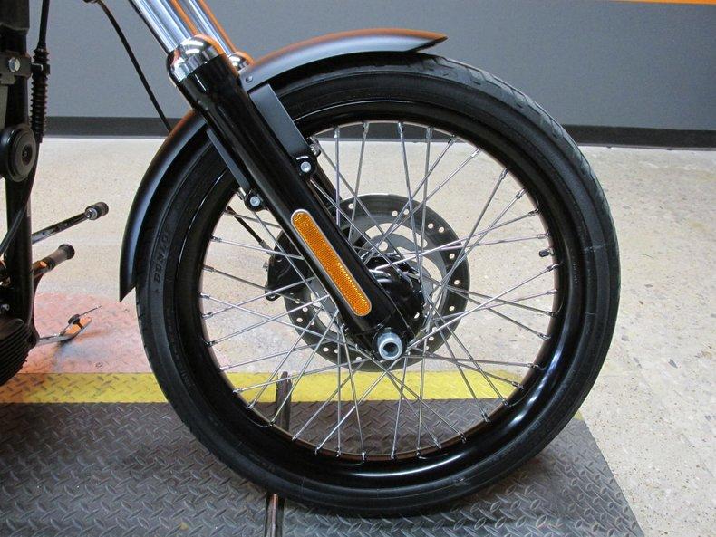 2013 Harley-Davidson Softail Blackline