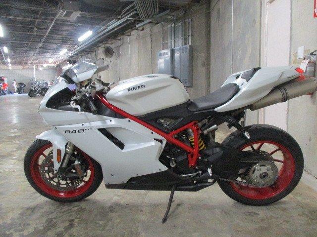 2013 Ducati 848