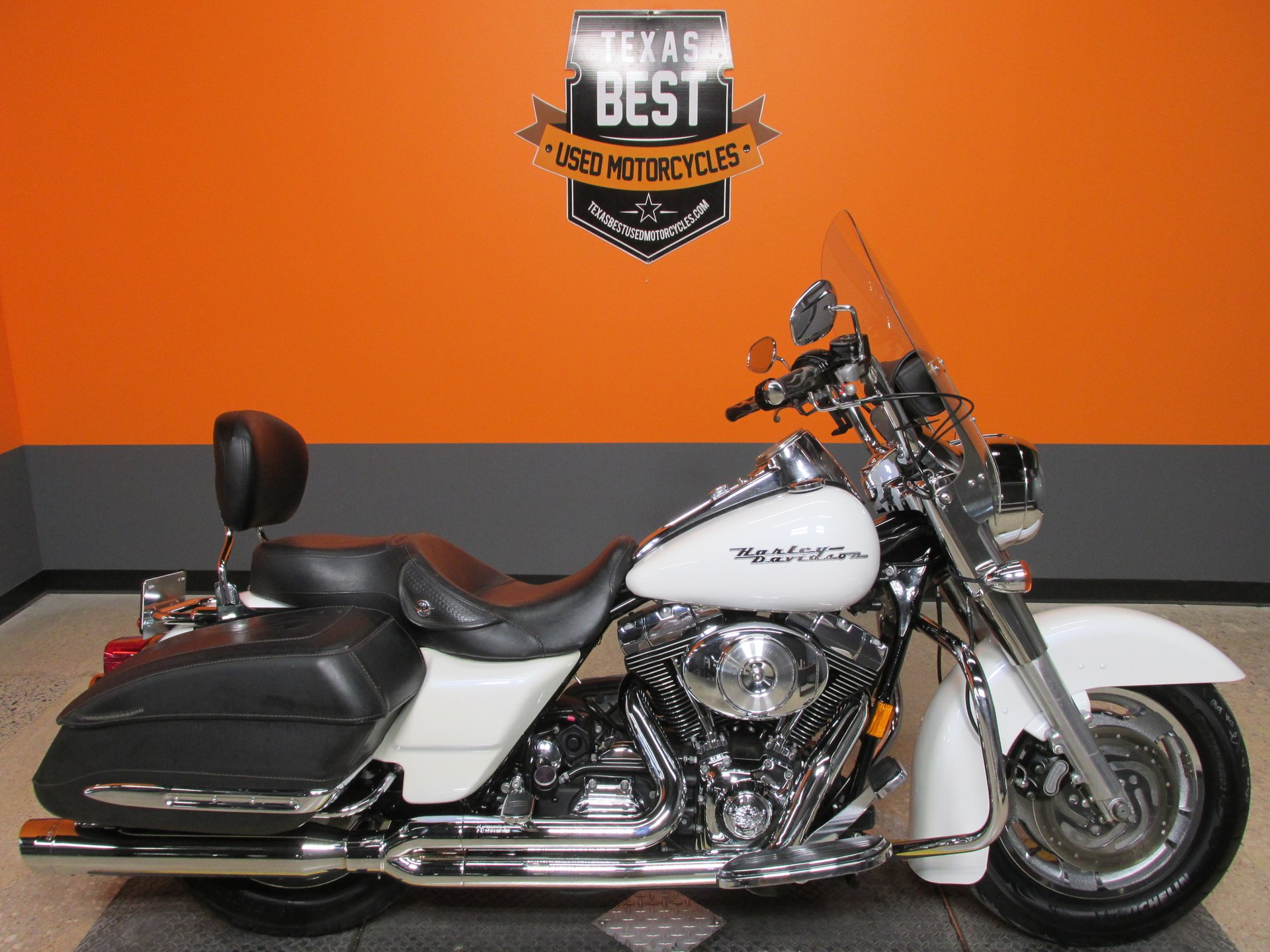 2005 harley davidson road king custom flhrs