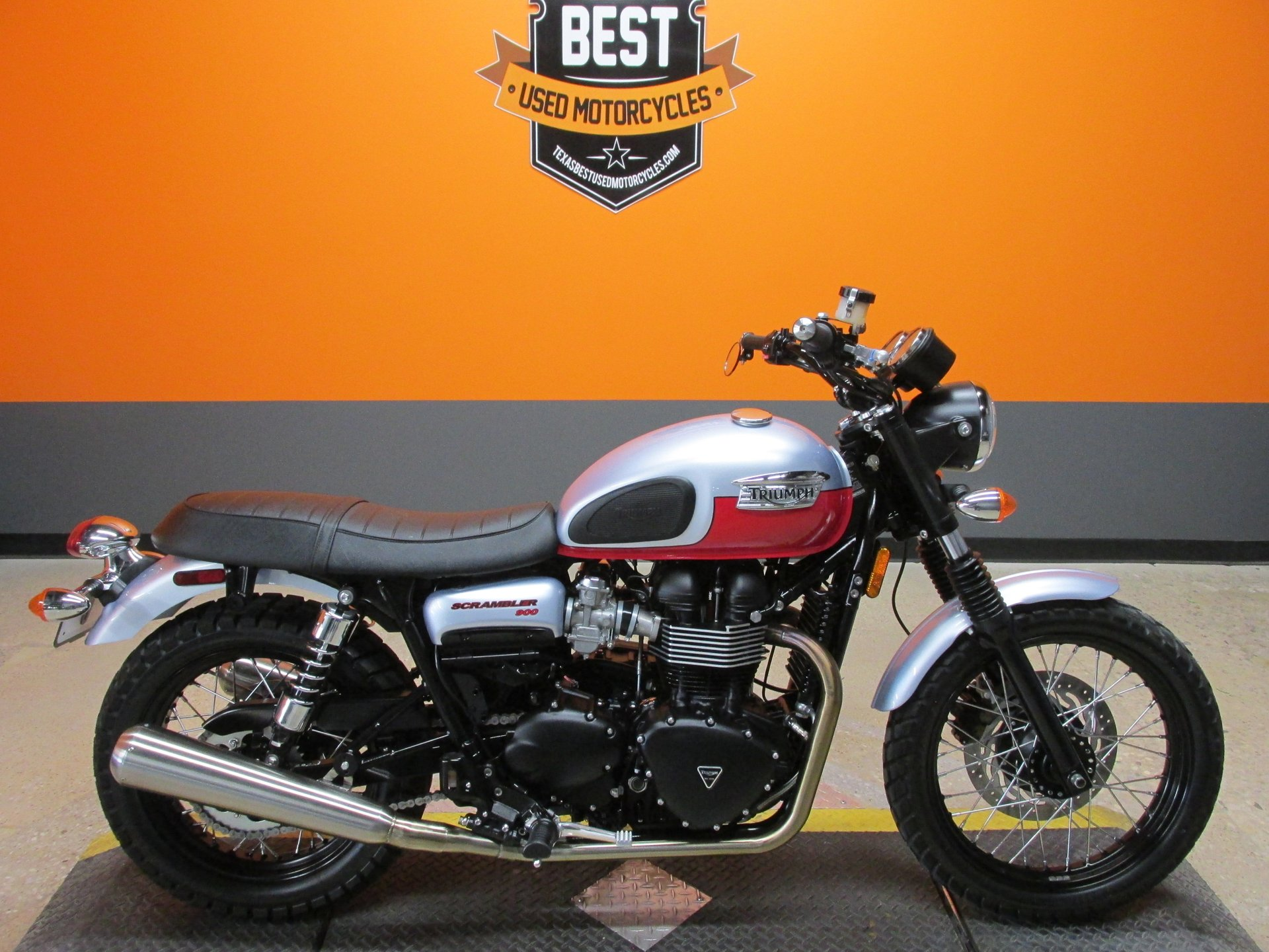 For Sale 2014 Triumph Scrambler 900