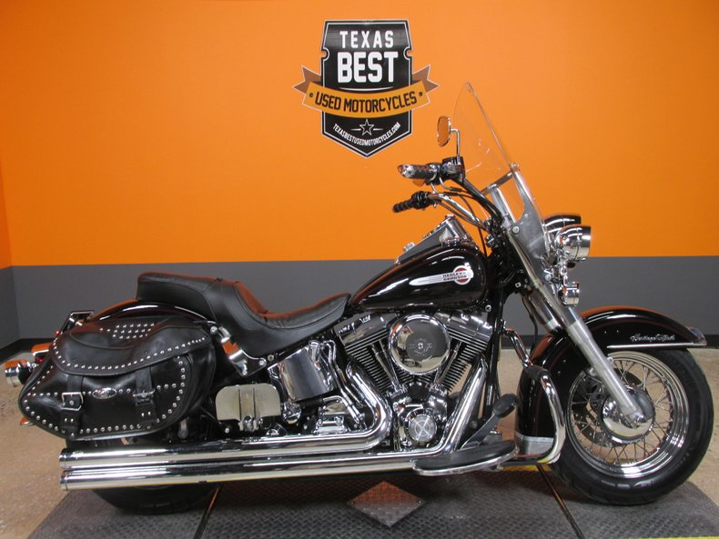 2002 Harley-Davidson Softail Heritage Classic