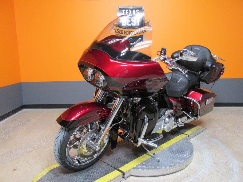 2011 Harley-Davidson CVO Road Glide