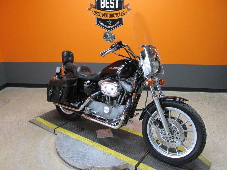 1998 Harley-Davidson Sportster 1200