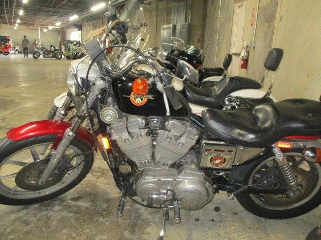 1992 Harley Davidson Sportster 883