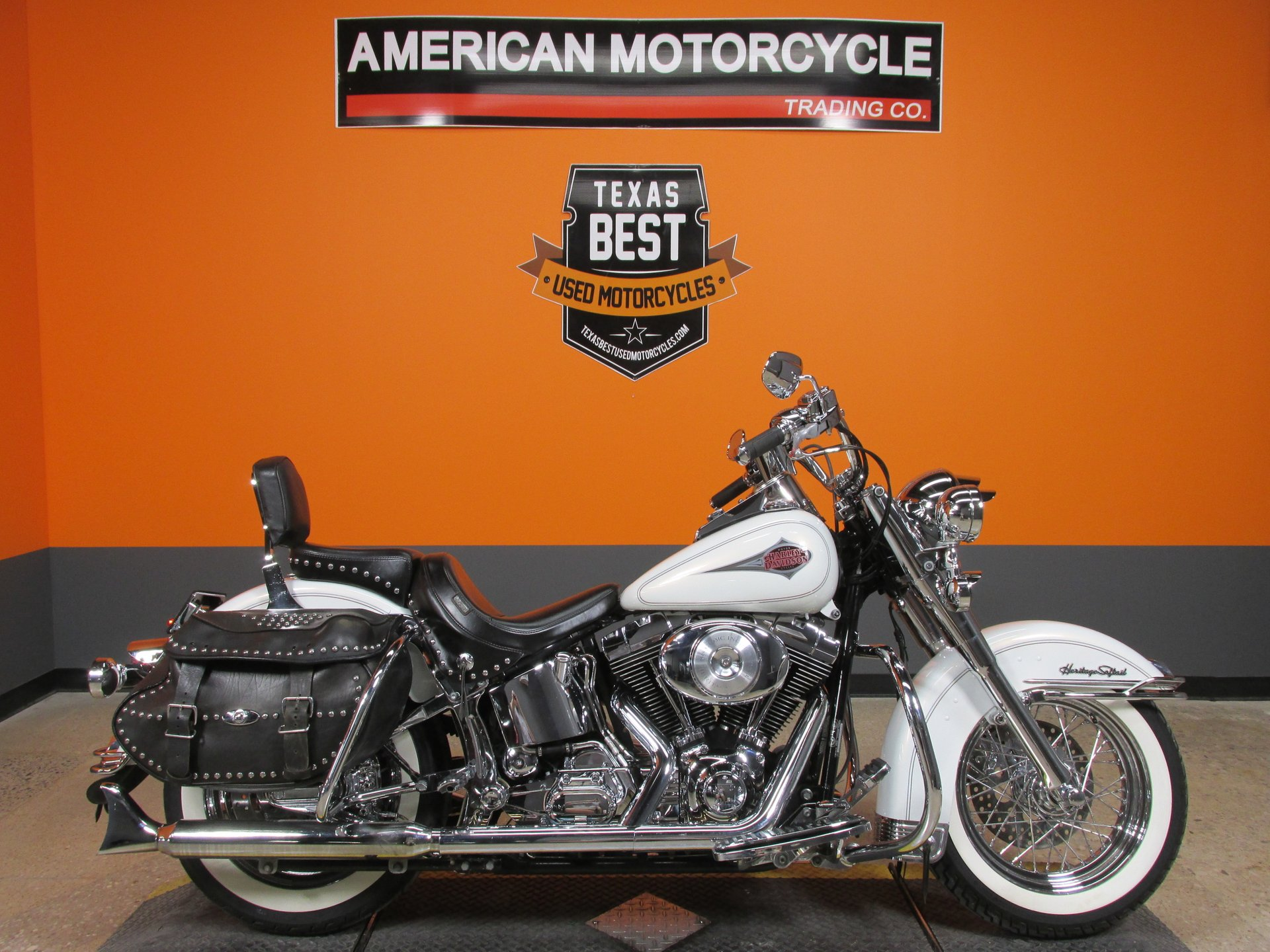 For Sale 2000 Harley-Davidson Softail Heritage Classic