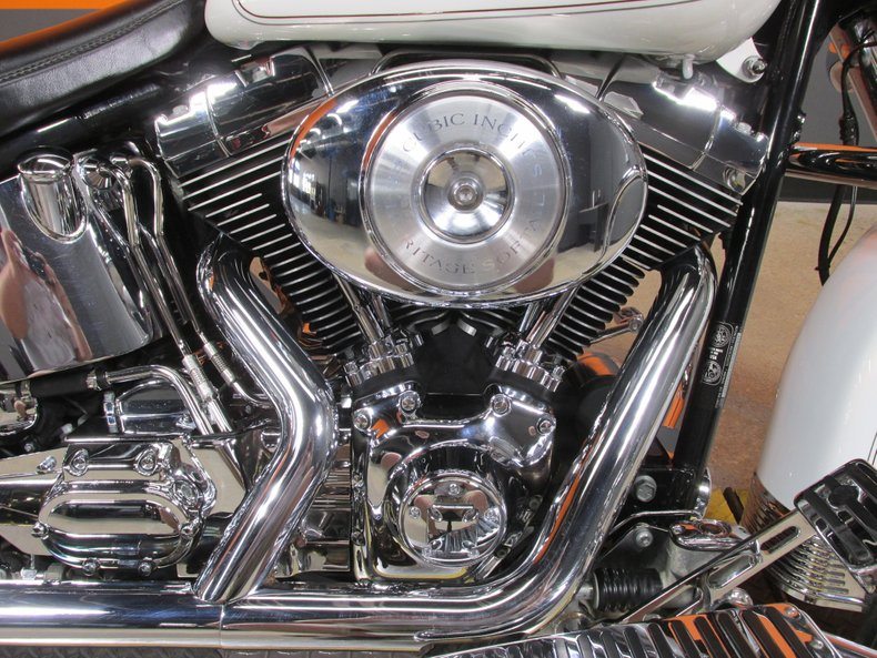 2000 Harley-Davidson Softail Heritage Classic