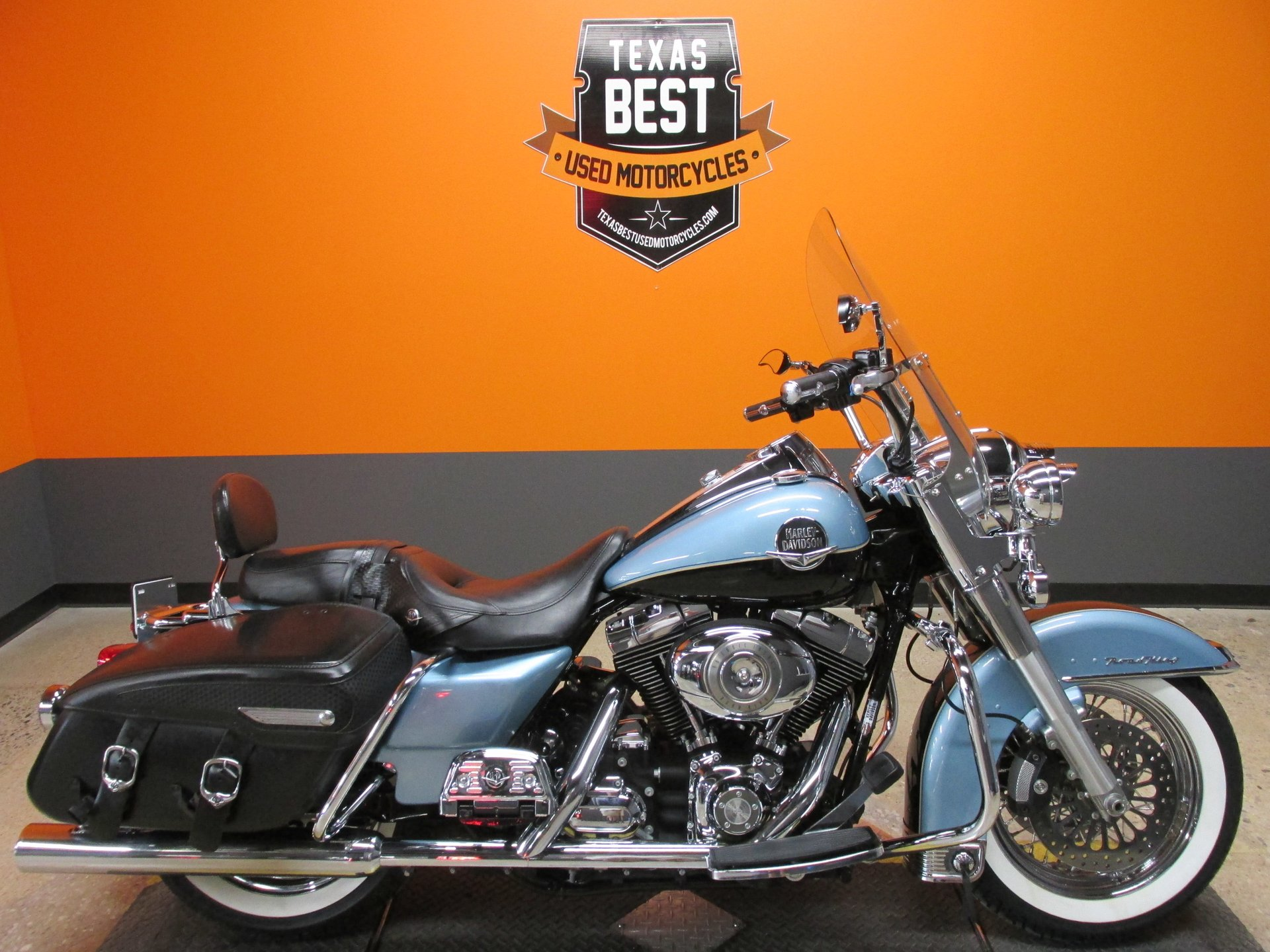 For Sale 2008 Harley-Davidson Road King