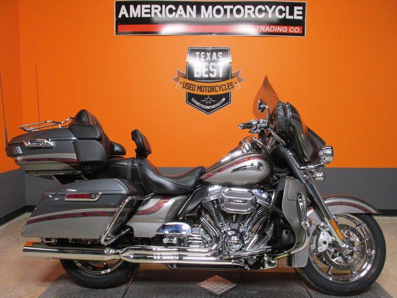 2016 Harley-Davidson CVO Ultra Limited - FLHTKSE for sale ... on