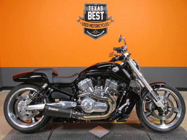 Harley Davidson: 2009 Harley-Davidson V-Rod Muscle