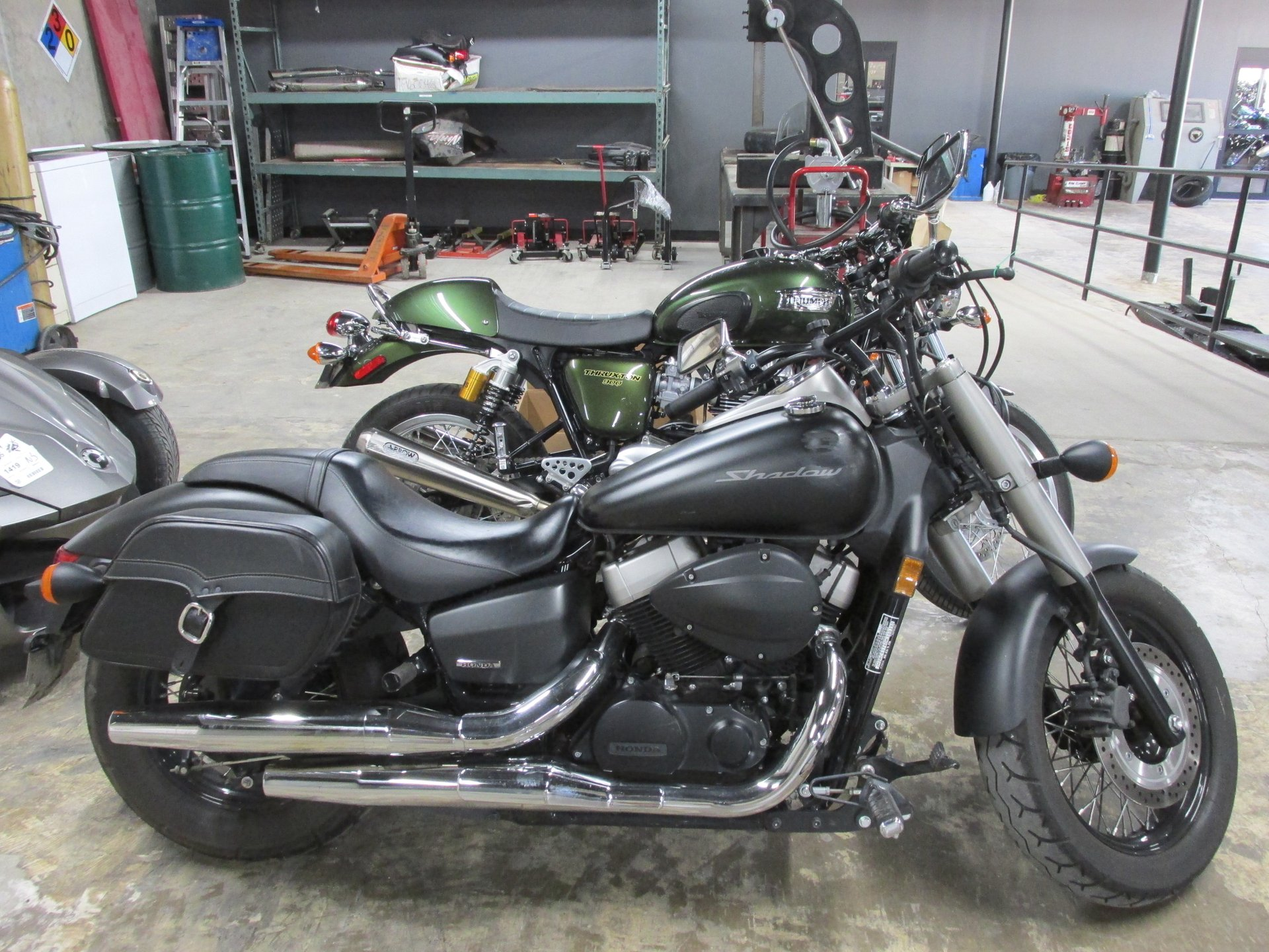 2013 honda shadow phantom vt750c2b