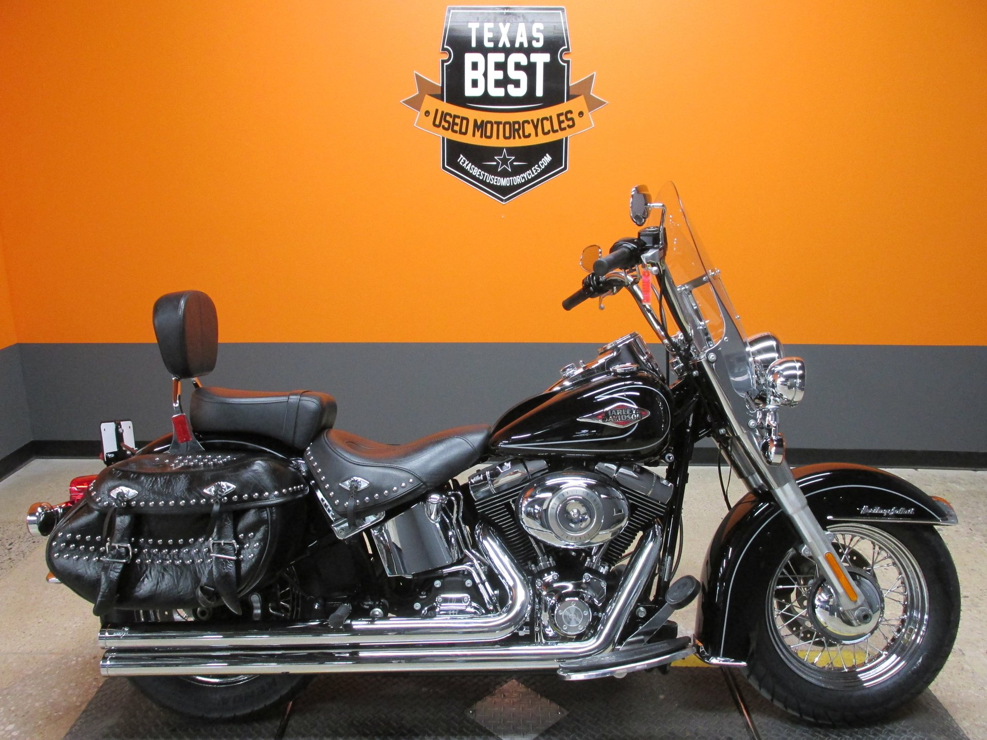 For Sale 2009 Harley-Davidson Softail Heritage Classic