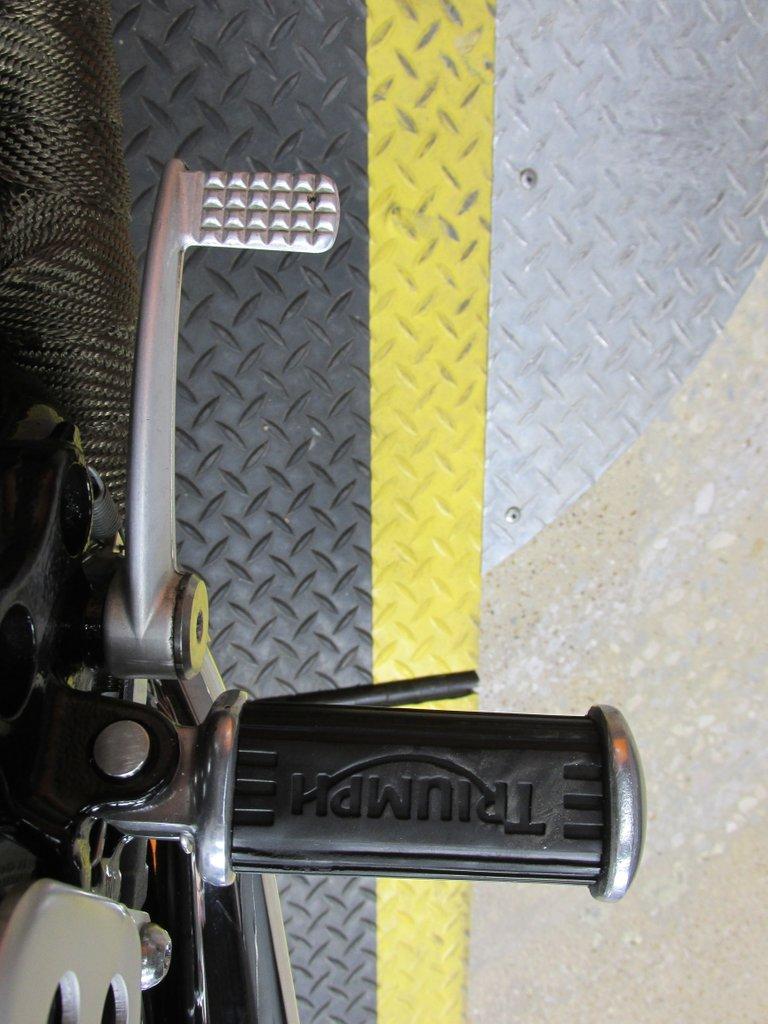 2013 Triumph Thruxton 900