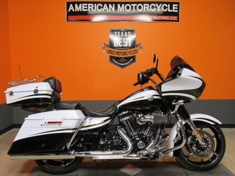 2012 Harley-Davidson CVO Road Glide