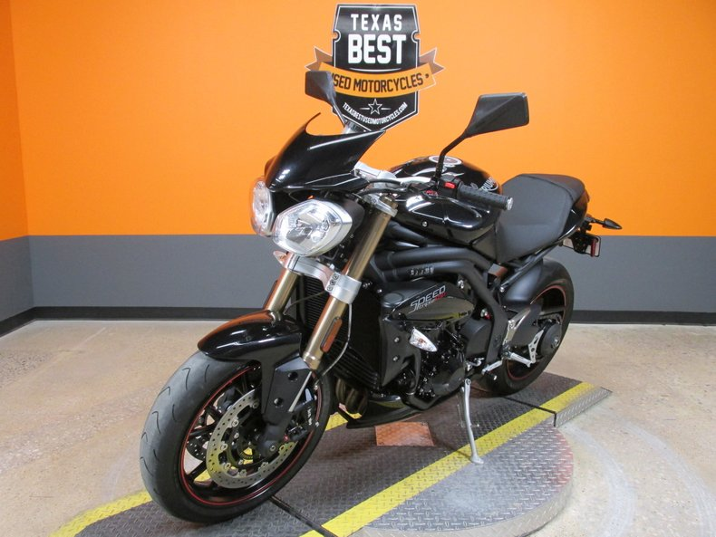2015 Triumph Speed Triple 1050