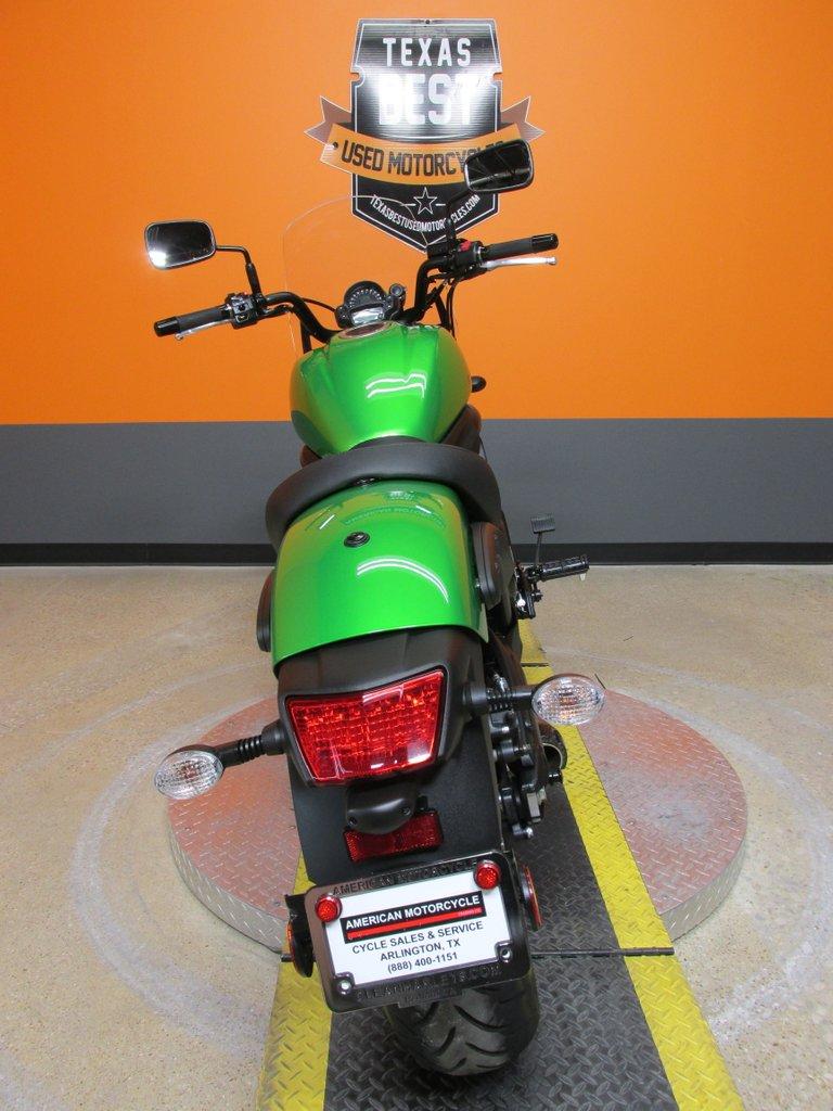2015 Kawasaki Vulcan