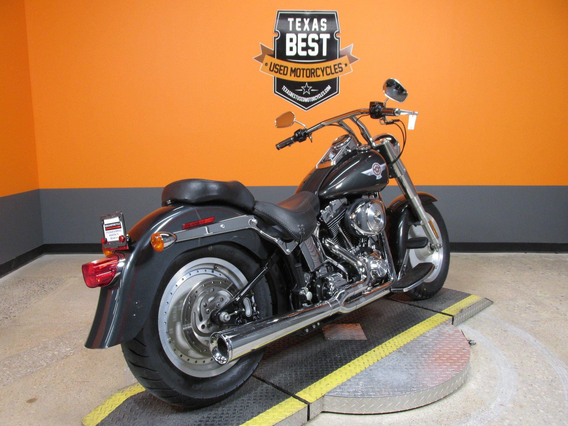 2005 Harley-Davidson Softail Fat Boy - FLSTF for sale #92795