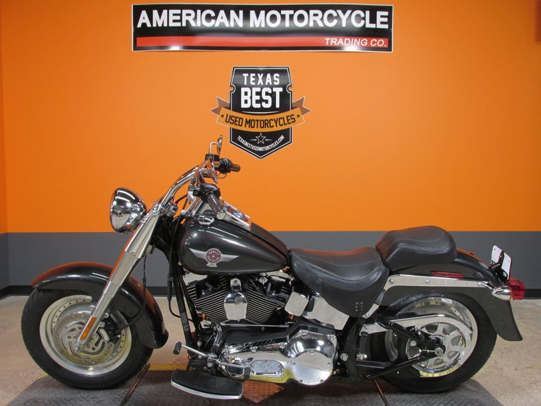 2005 Harley-Davidson Softail Fat Boy