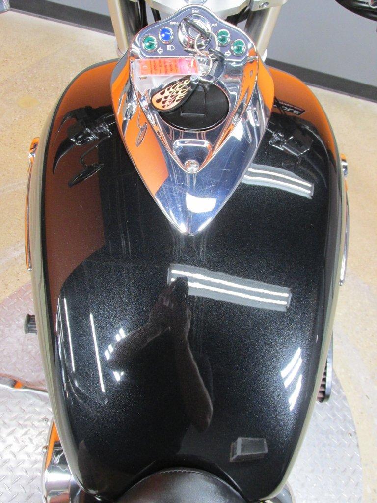 2004 Kawasaki Mean Streak