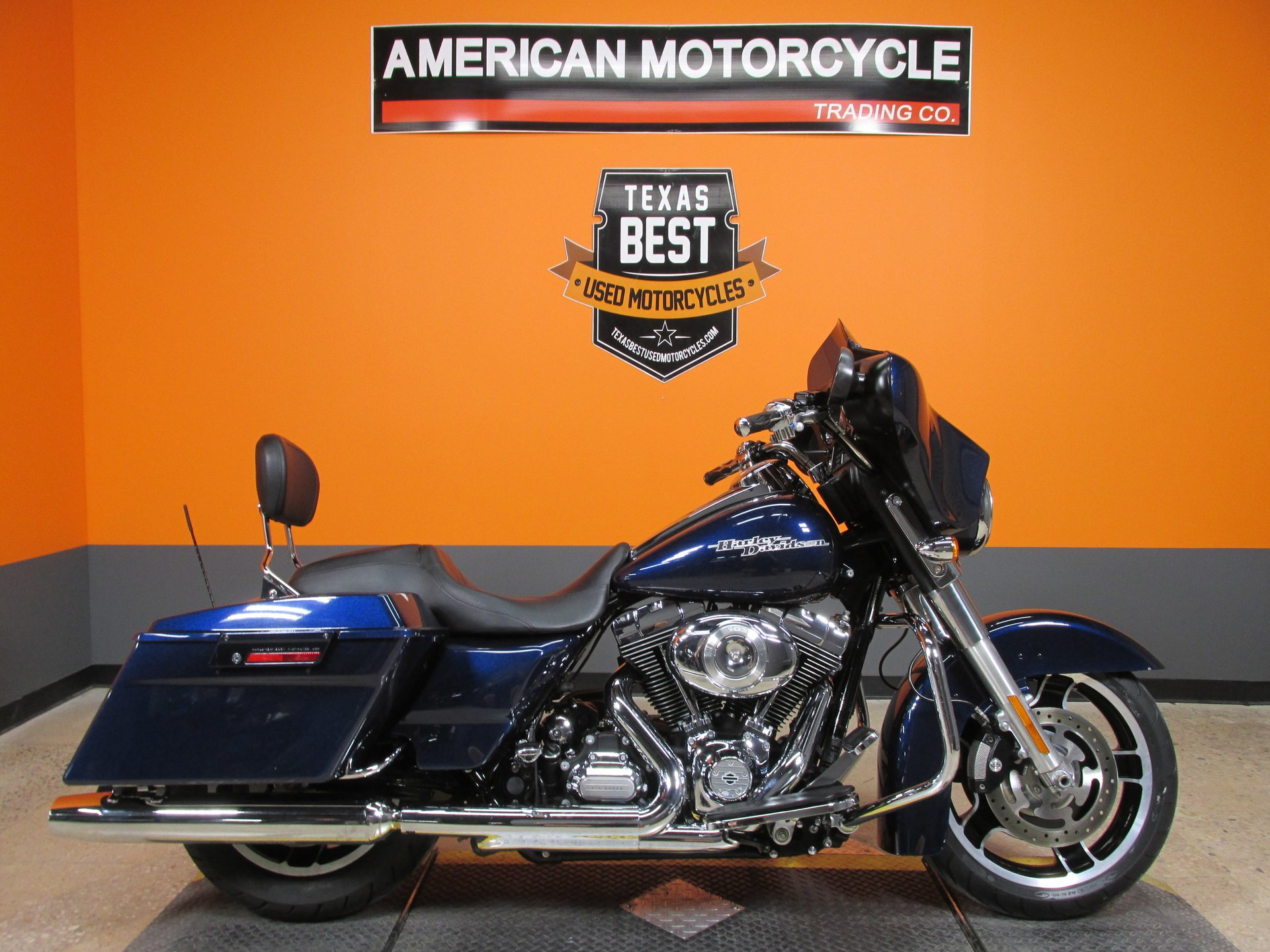 For Sale 2012 Harley-Davidson Street Glide
