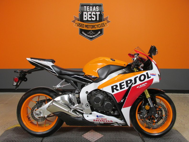 2015 Honda Cbr1000rr Repsol For Sale 94538 Mcg