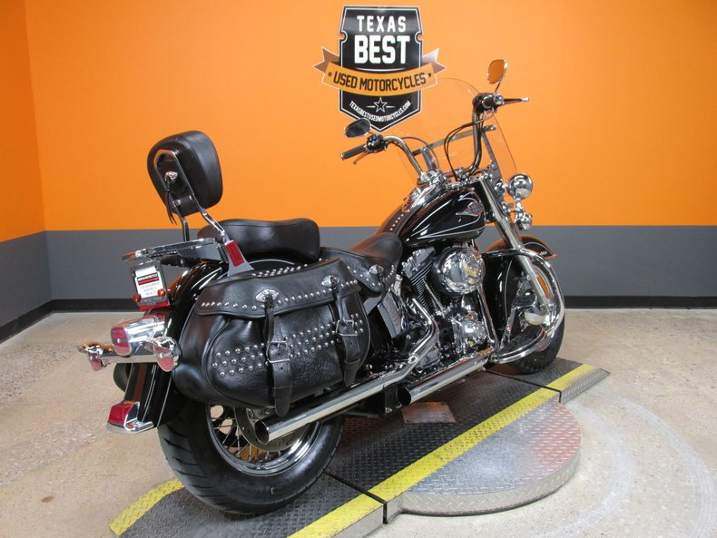 2011 Harley-Davidson Softail Heritage Classic