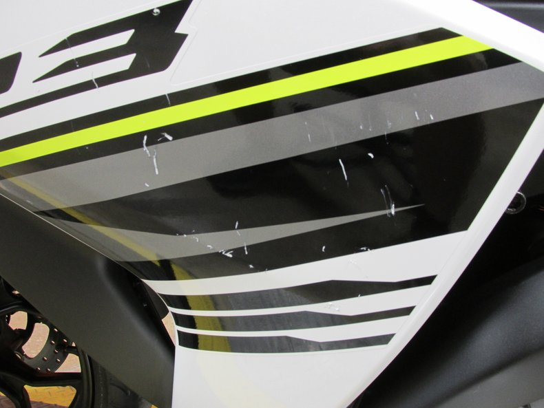 2017 Yamaha YZFR3