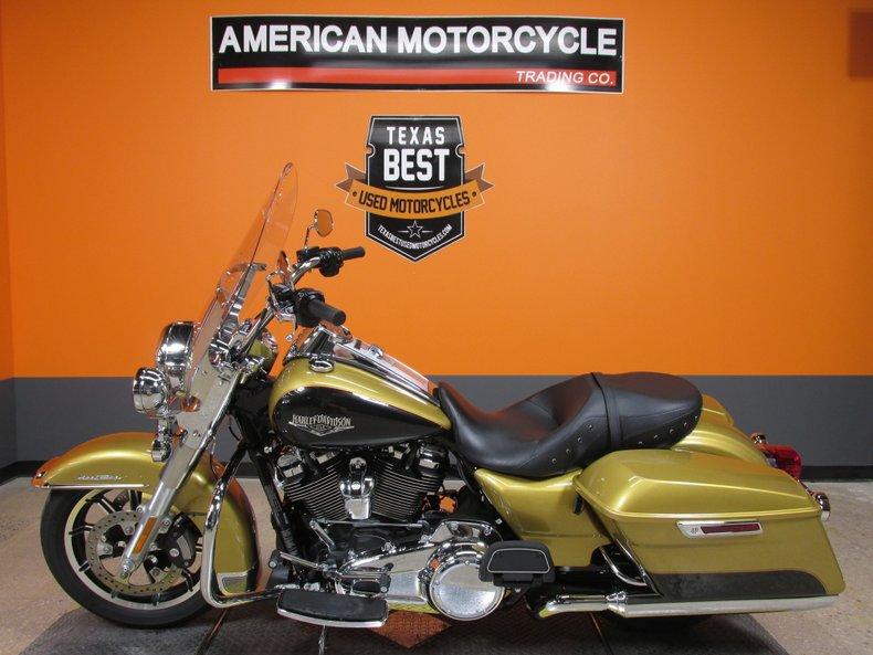 2017 Harley-Davidson Road King