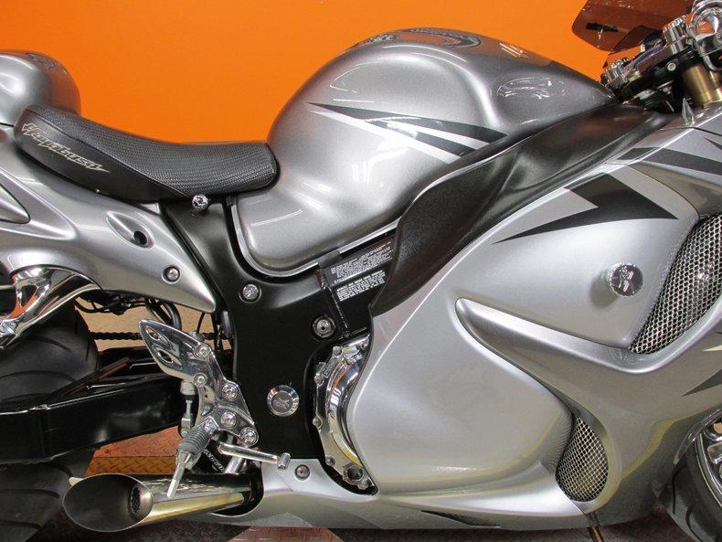 2009 Suzuki Hayabusa