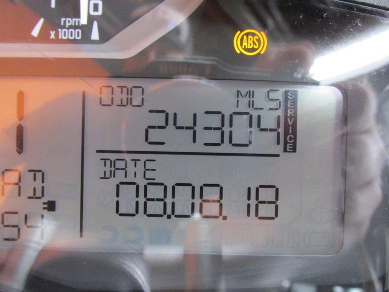 2016 BMW R1200GS