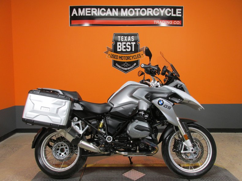 2016 BMW R1200GS For Sale