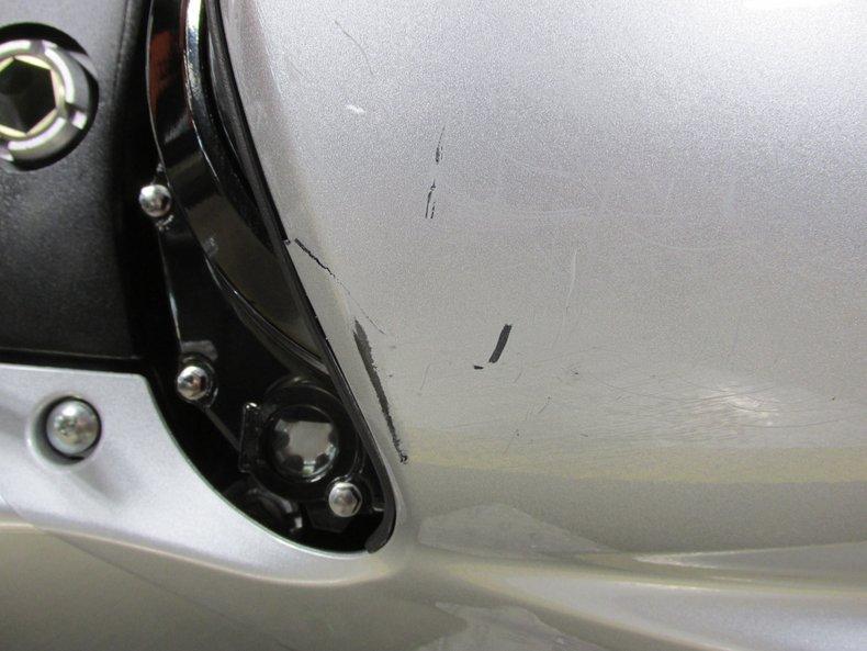 2016 Suzuki Hayabusa