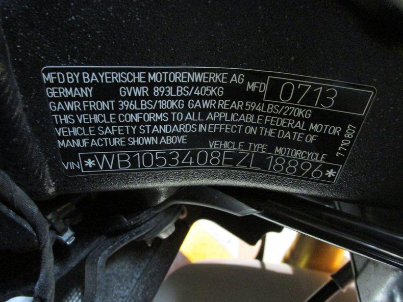 2014 BMW S1000RR