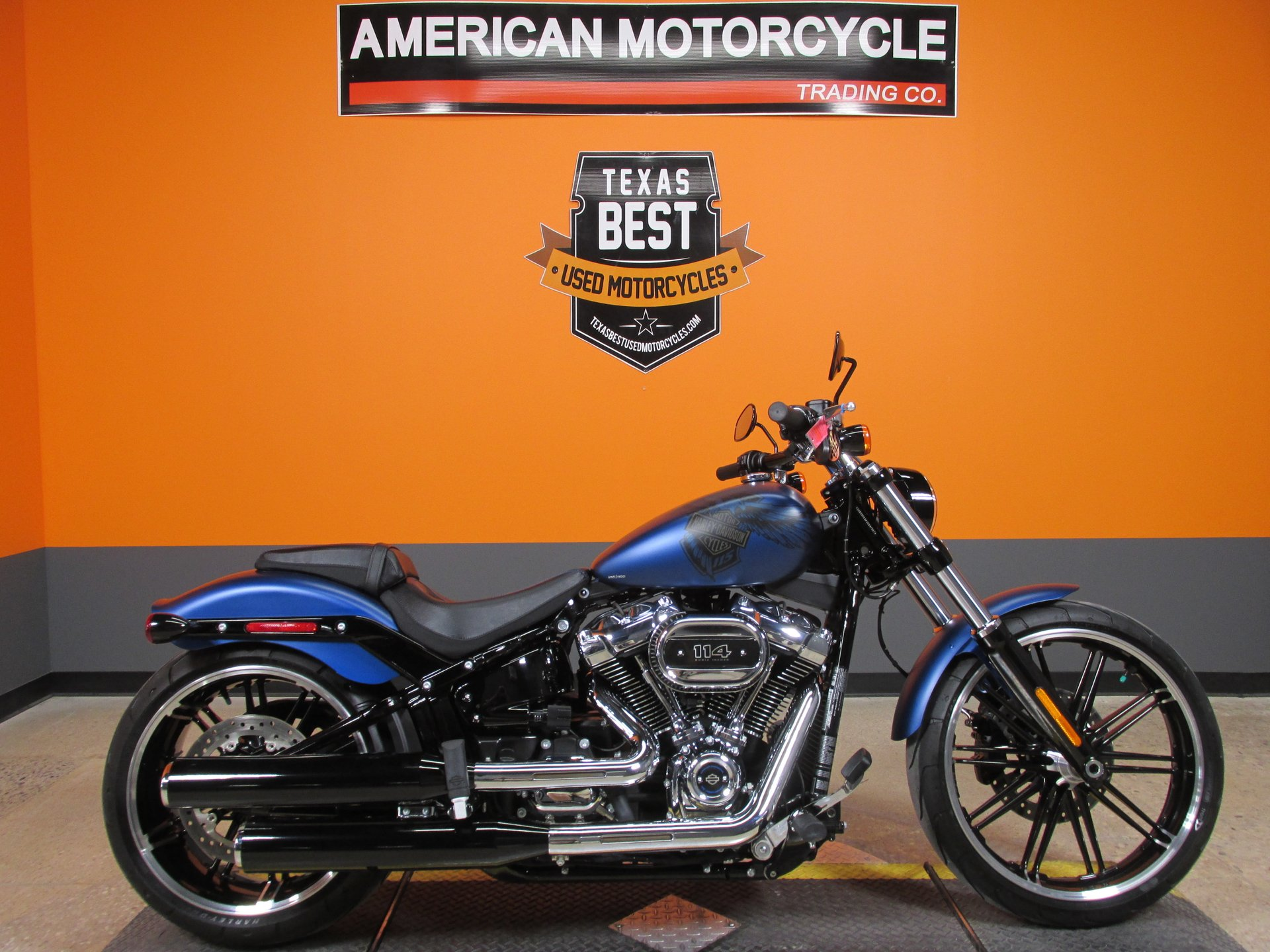 For Sale 2018 Harley-Davidson Softail Breakout