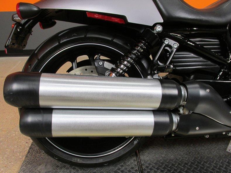 2016 Harley-Davidson V-Rod