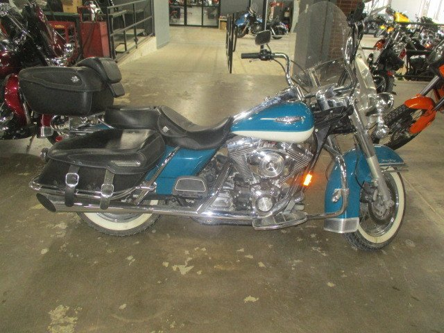 2001 harley davidson road king classic flhrci