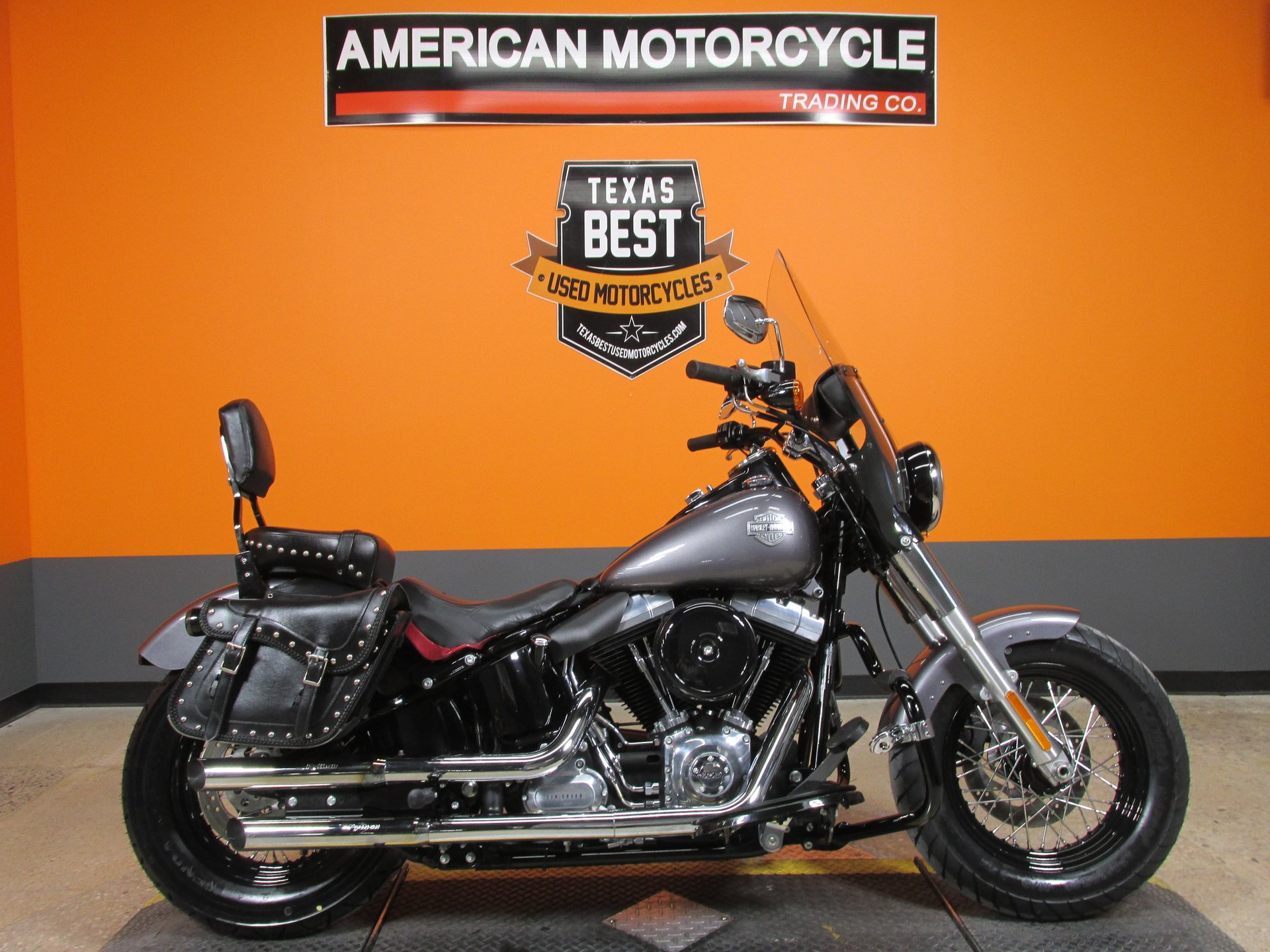 For Sale 2013 Harley-Davidson Softail Slim