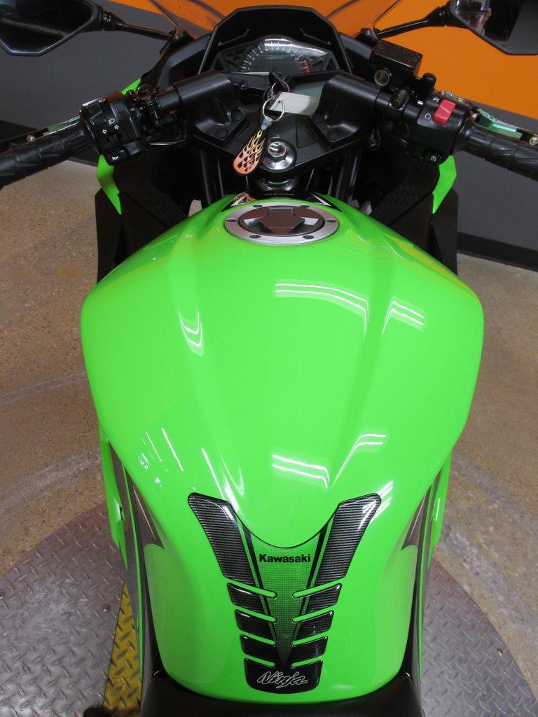2014 Kawasaki Ninja