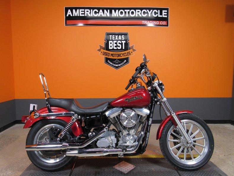1996 Harley-Davidson Dyna Super Glide