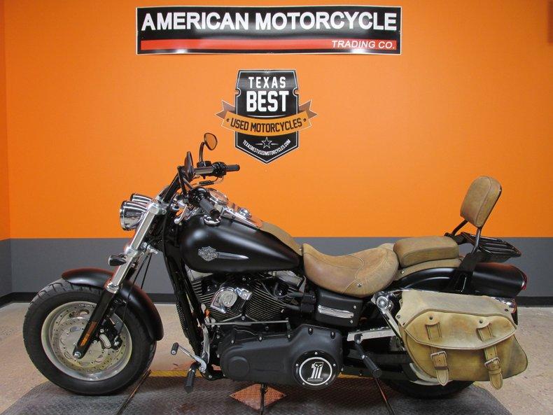 2011 Harley-Davidson Dyna Fat Bob