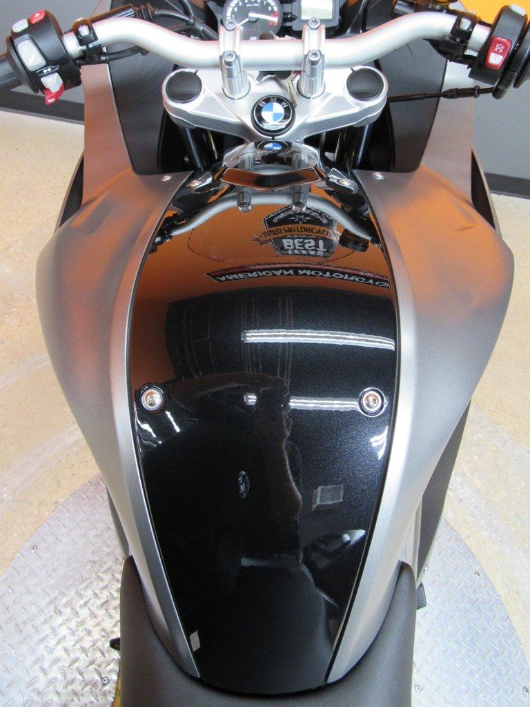 2016 BMW F800GT