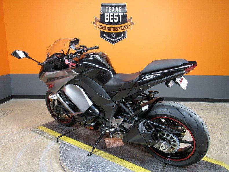 2012 Kawasaki Ninja